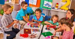 Kindergarten – Making the Transition More Easy
